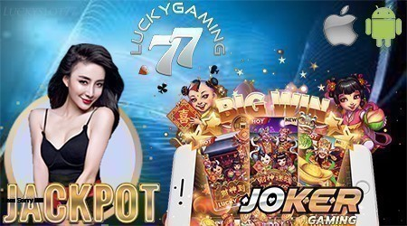 Joker Game Slot Jackpot Progresive Joker Gaming Terbesar