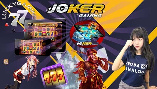 Slot Joker Gaming Agen Daftar Joker123 Teraman Indonesia