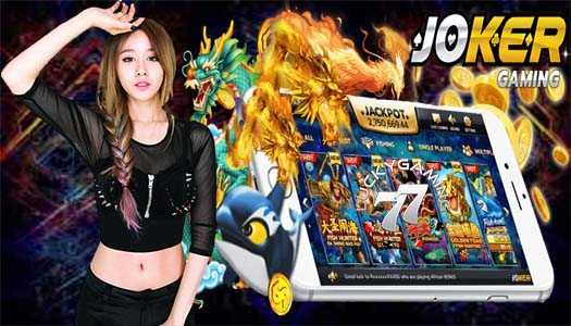 Joker Slot Cara Dapat Jackpot Joker123 slot Game
